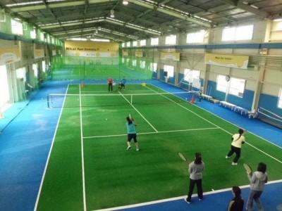 テニスコート(屋内)